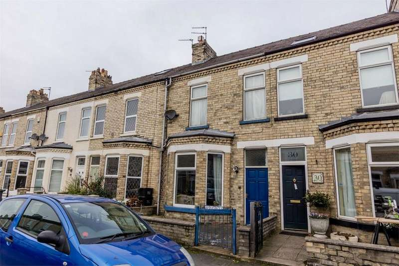 3 Bedrooms Terraced House for sale in Beaconsfield Street, YORK