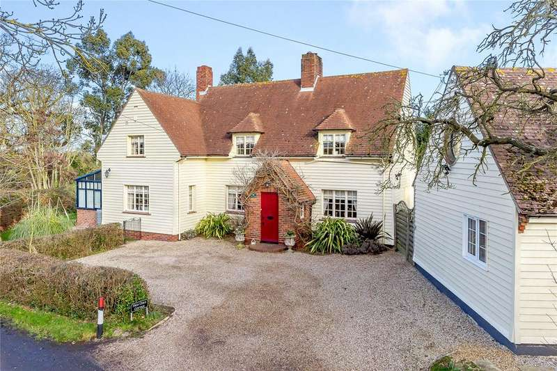 4 Bedrooms Detached House for sale in Manor Road, Woodham Walter, Maldon, Essex, CM9