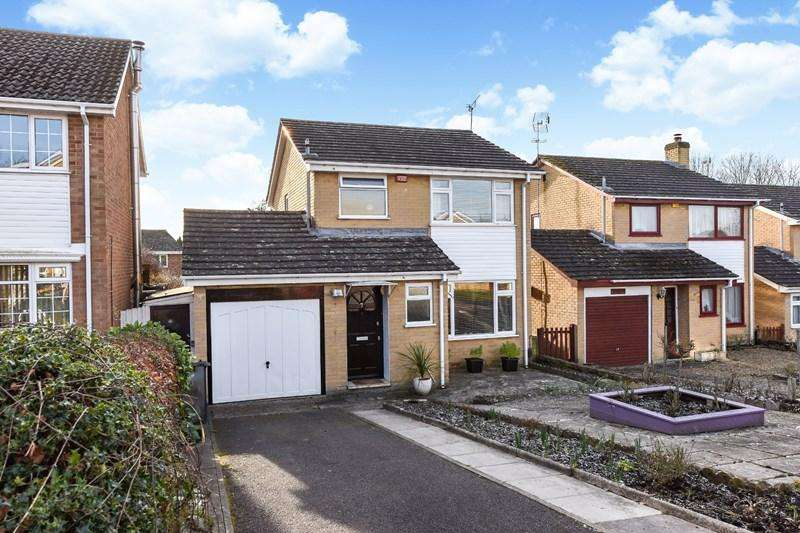 3 Bedrooms Detached House for sale in Gawaine Close, Andover