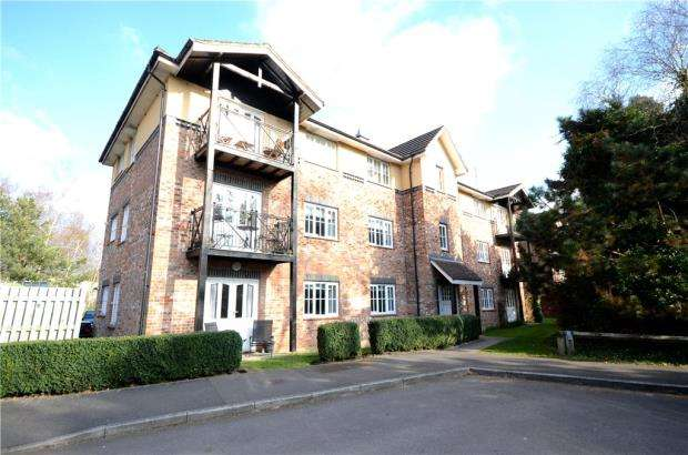 2 Bedrooms Apartment Flat for sale in Awbridge House, Lyndhurst Road, Elvetham Heath