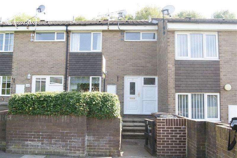3 Bedrooms End Of Terrace House for rent in Hadrian Court, Killingworth, Newcastle Upon Tyne