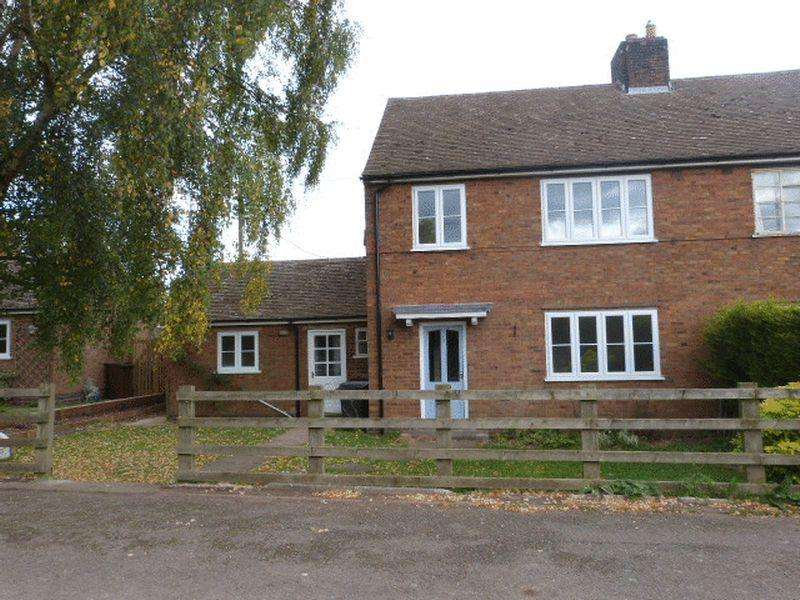 3 Bedrooms Semi Detached House for rent in Main Road, Brooksby