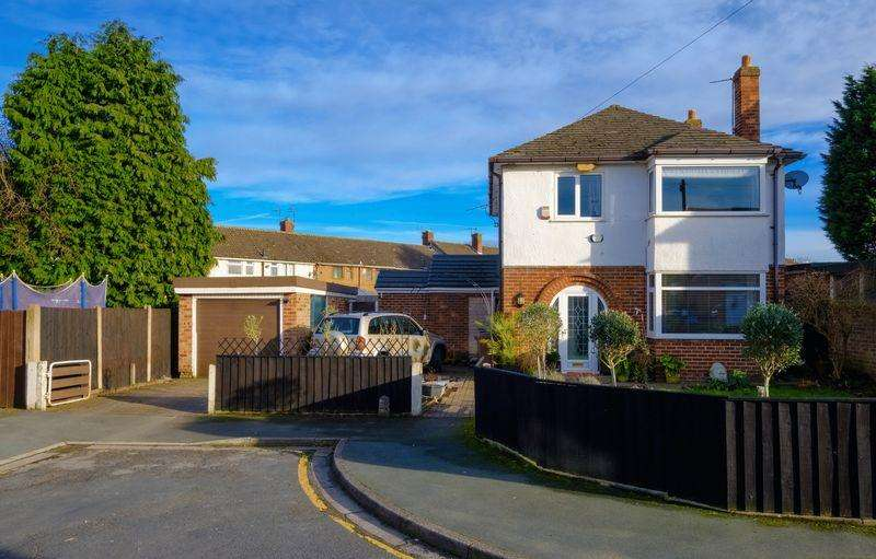 3 Bedrooms Detached House for sale in Cheshire Acre, Arrowe Park