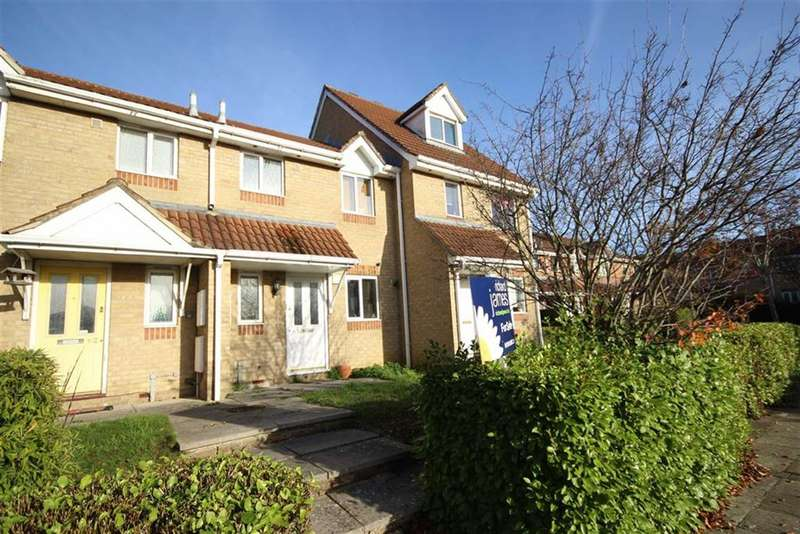 2 Bedrooms Terraced House for sale in Barnum Court, Rodbourne, Swindon