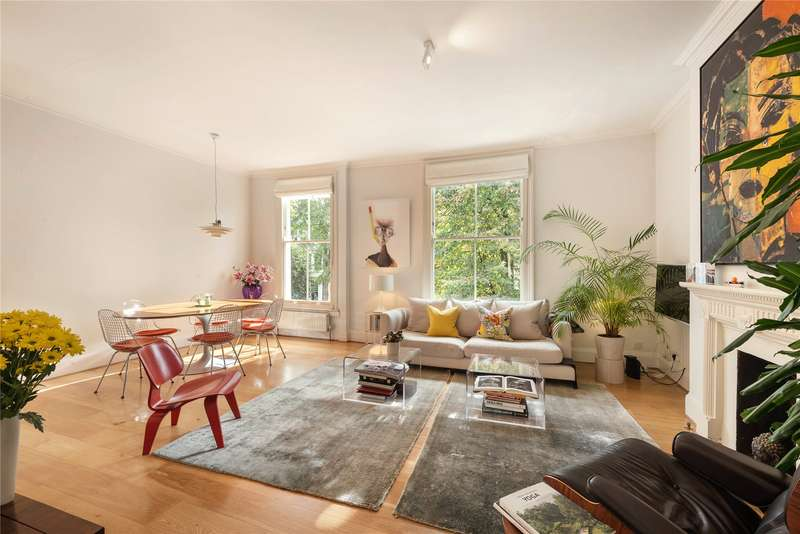 2 Bedrooms Flat for sale in Cambridge Gardens, North Kensington, London, W10