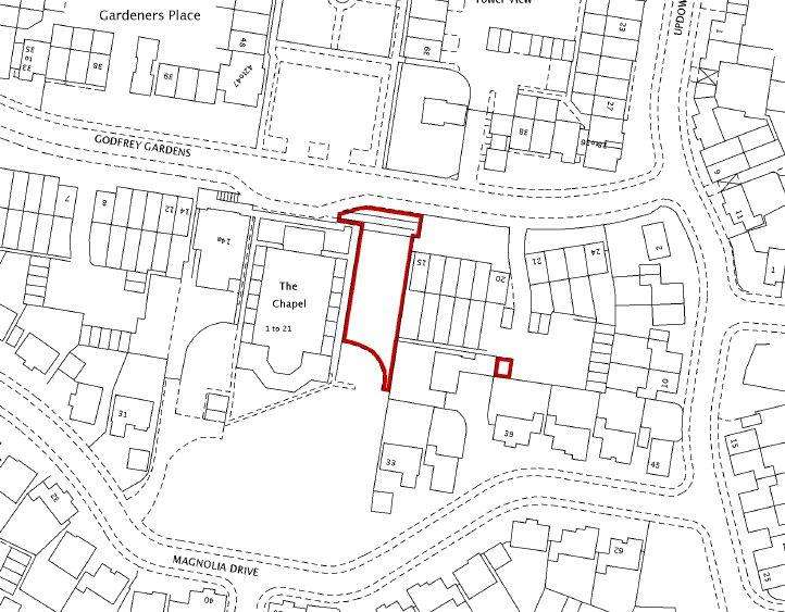 Land Commercial for sale in Godfrey Gardens, Chartham, Canterbury