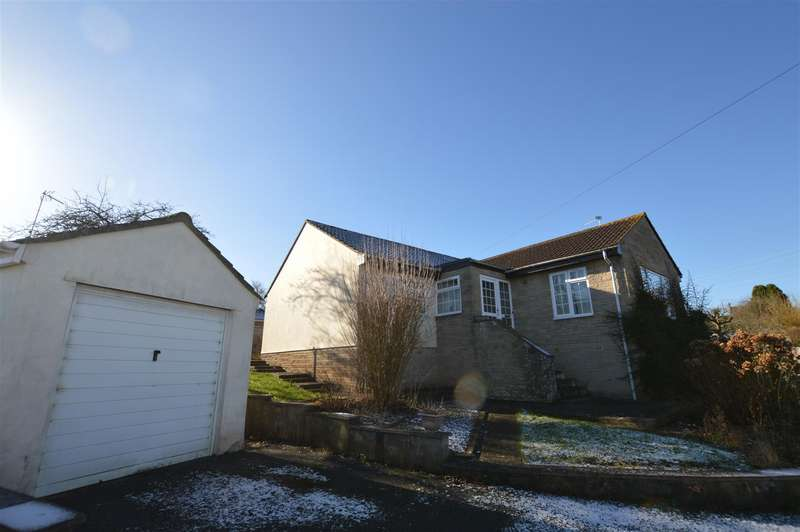 3 Bedrooms Detached Bungalow for sale in Rotcombe Lane, High Littleton
