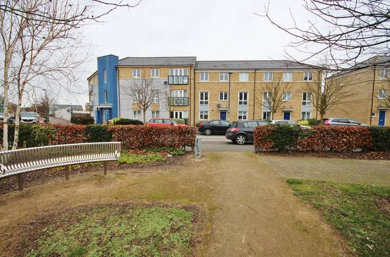2 Bedrooms Apartment Flat for sale in Flack End CB4