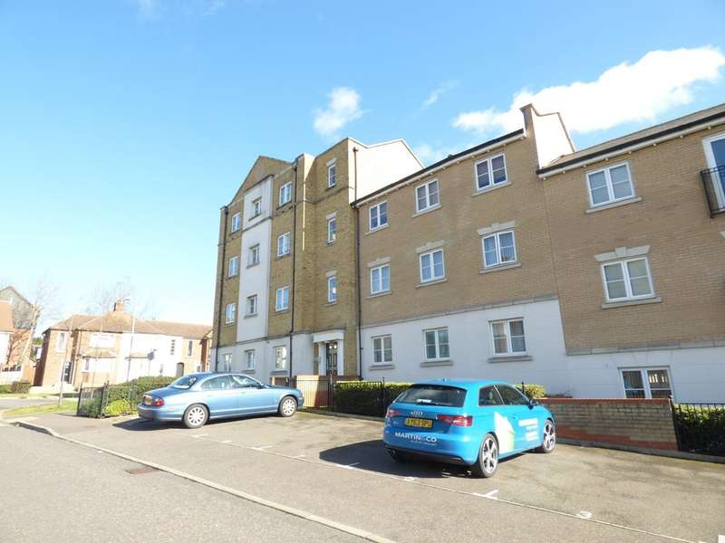 2 Bedrooms Apartment Flat for sale in Axial Drive, North Station CO4