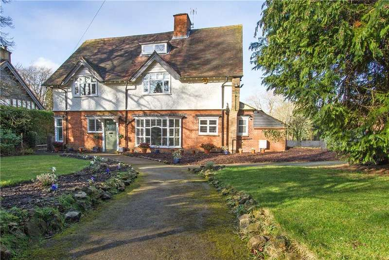 6 Bedrooms Detached House for sale in Wood Road, Hindhead, Surrey, GU26