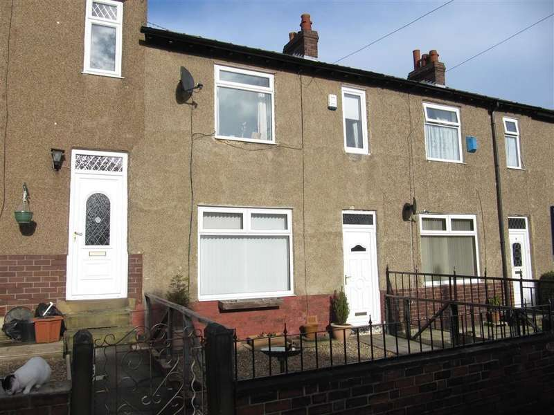 3 Bedrooms Terraced House for sale in Larch Road, Paddock, Huddersfield, HD1