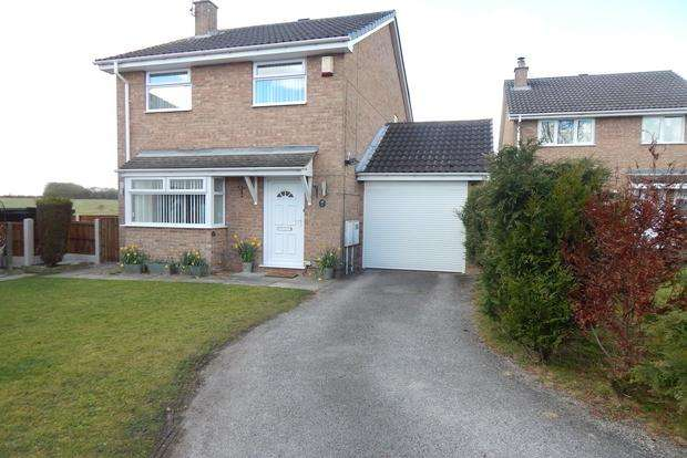 3 Bedrooms Detached House for sale in Penhale Drive, Hucknall, Nottingham, NG15