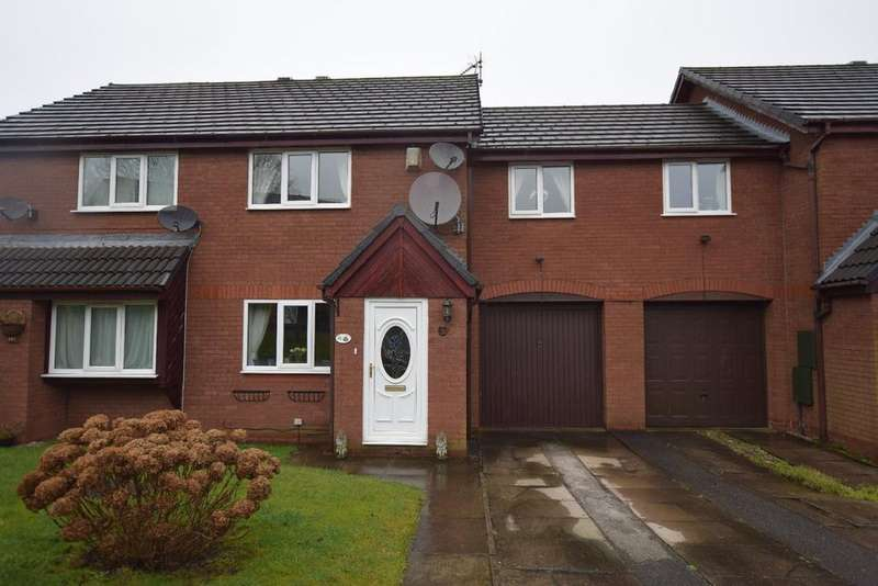 3 Bedrooms Mews House for sale in Peveril Gardens, Newtown, Disley