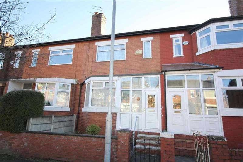 3 Bedrooms Terraced House for sale in Claude Road, Chorlton