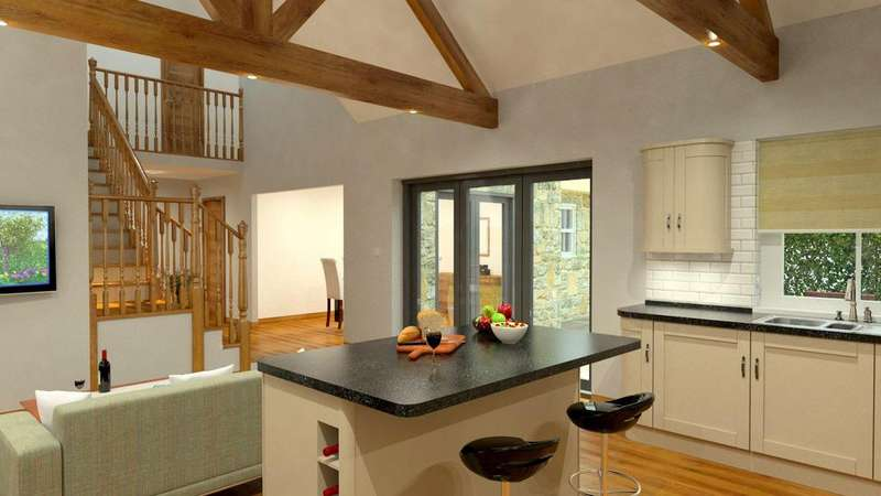 4 Bedrooms Detached House for sale in St Johns Court, Aldbrough St John