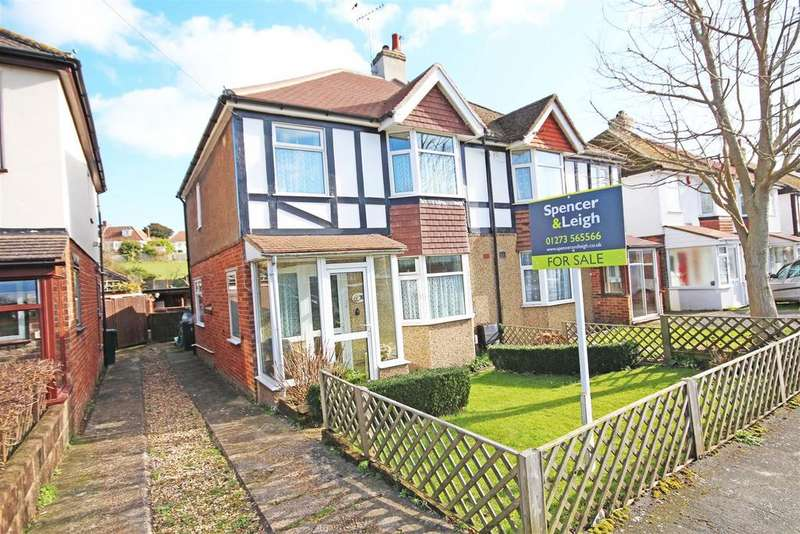 3 Bedrooms House for sale in Vale Avenue, Patcham, Brighton