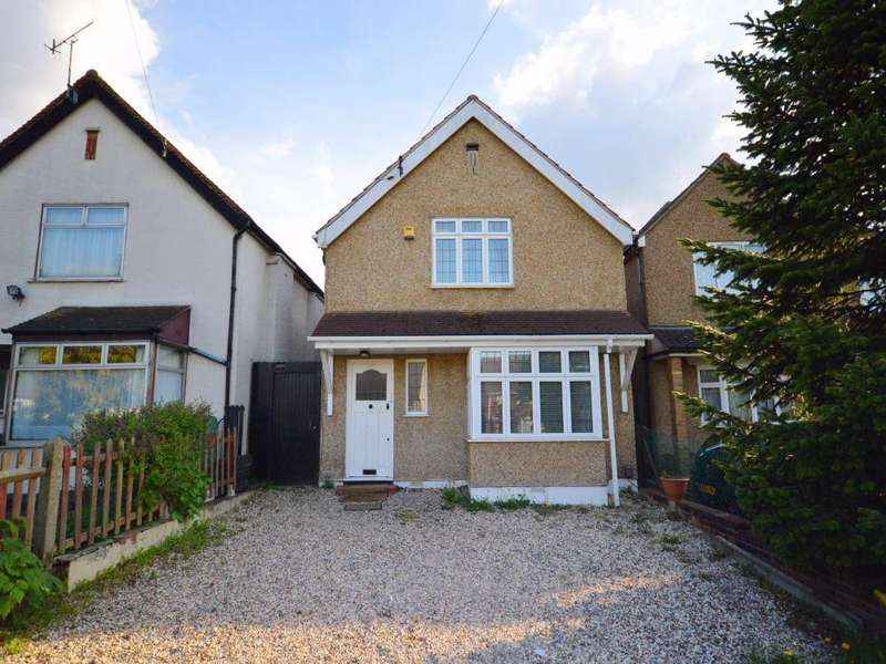 3 Bedrooms Detached House for sale in Sheepcot Lane, Garston, Hertfordshire, WD25