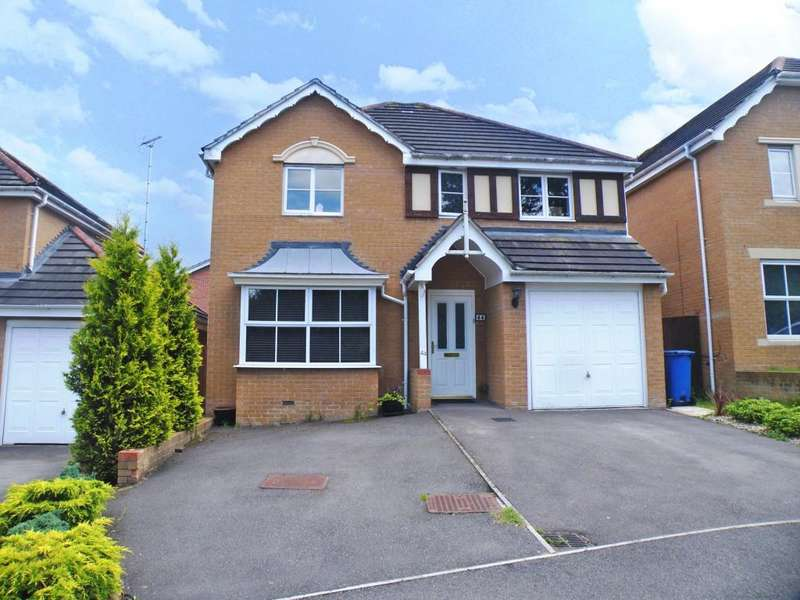4 Bedrooms Detached House for rent in Babbage Way, Bracknell, Berkshire, RG12