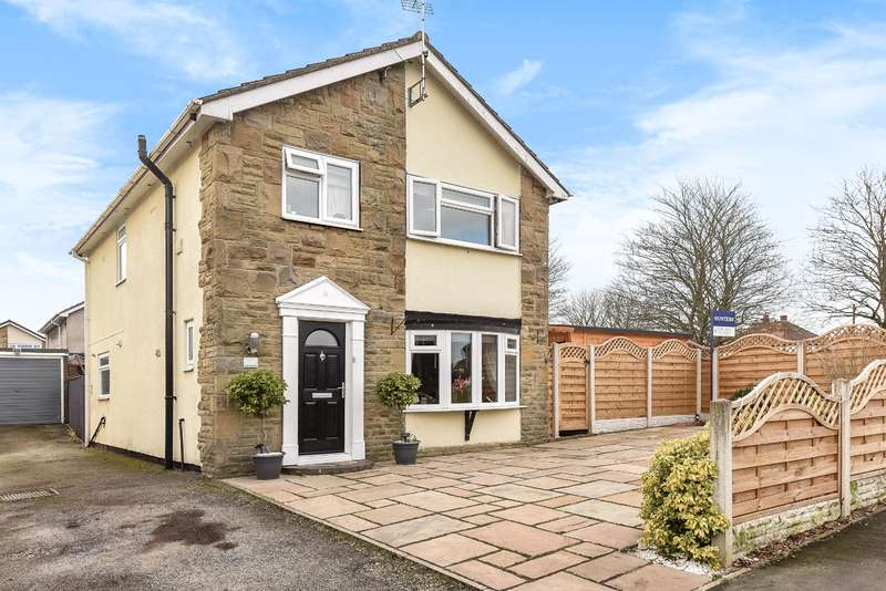 4 Bedrooms Detached House for sale in Deep Ghyll Croft, Ripon, HG4 1RN