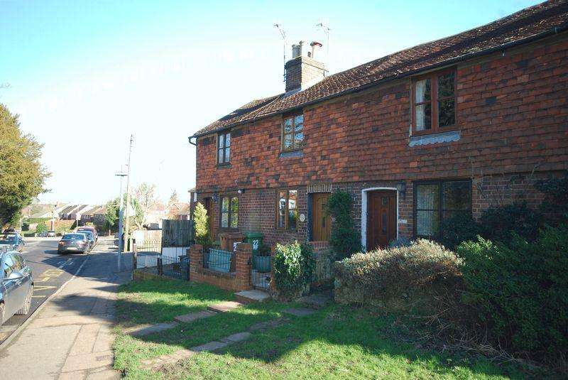2 Bedrooms Terraced House for sale in Lower Green Road, Rusthall, Tunbridge Wells