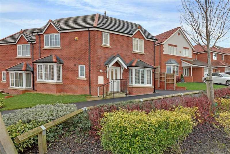 3 Bedrooms Semi Detached House for sale in Rosemary Crescent, Winsford, Cheshire