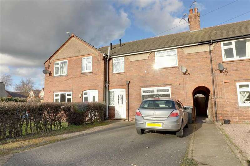 3 Bedrooms Mews House for sale in Newall Avenue, Sandbach