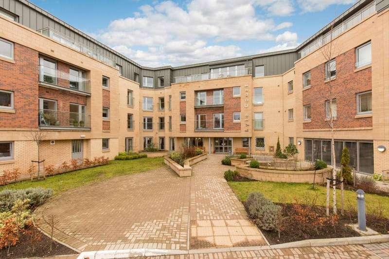 1 Bedroom Retirement Property for sale in 58 Lyle Court, Edinburgh, EH4 6EZ