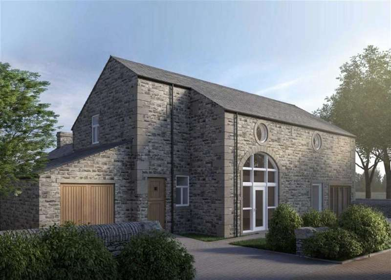 4 Bedrooms Detached House for sale in Park Farm, Farnley Tyas, Huddersfield, HD4