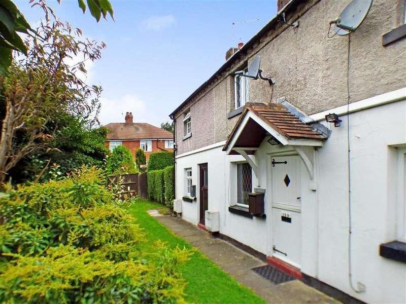 1 Bedroom Terraced House for sale in Bradwall Road, Sandbach