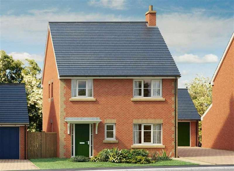 4 Bedrooms Detached House for sale in London Road, Woore, Woore Crewe