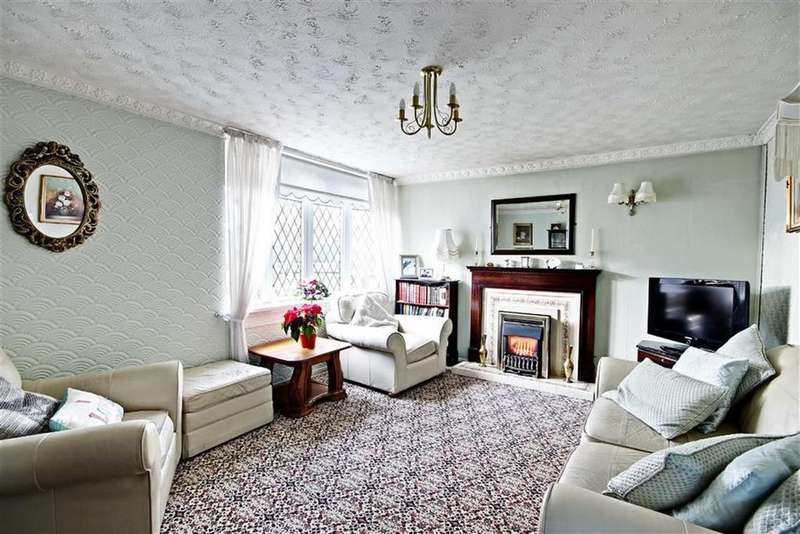 3 Bedrooms End Of Terrace House for sale in Bamburgh Grove, South Shields, Tyne Wear