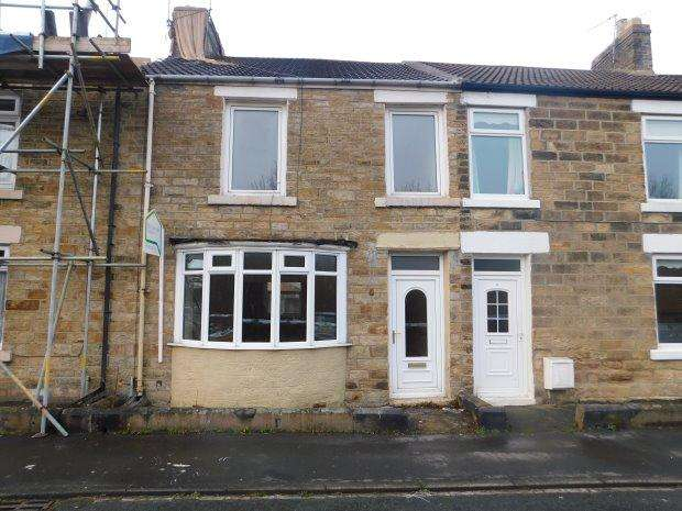 3 Bedrooms Terraced House for sale in STATION STREET, SHILDON, BISHOP AUCKLAND