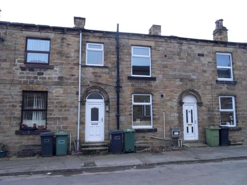 1 Bedroom Terraced House for rent in Commercial Street, Heckmondwike, West Yorkshire, WF16