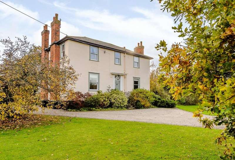 4 Bedrooms Farm House Character Property for sale in Mundon, Maldon, Essex, CM9