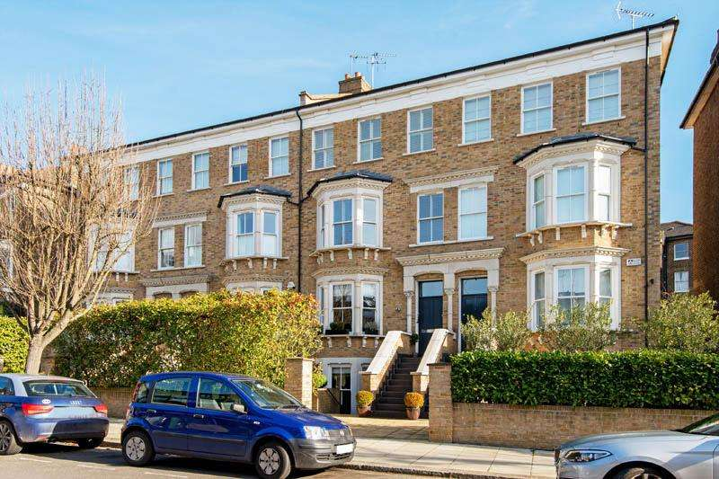 5 Bedrooms Terraced House for sale in South Hill Park Gardens, Hampstead, London NW3
