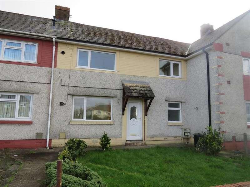 3 Bedrooms Terraced House for sale in Dan Y Cwm, Llanelli