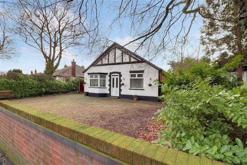 2 Bedrooms Detached Bungalow for sale in Grange Lane, Winsford, Cheshire