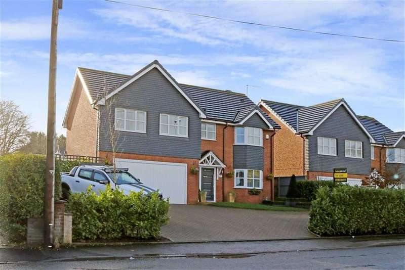 5 Bedrooms Detached House for sale in Uttoxeter Road, Blythe Bridge, Stoke-on-Trent
