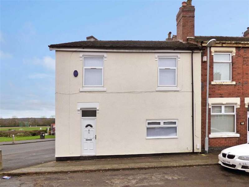 2 Bedrooms Terraced House for sale in Tarleton Road, Northwood, Stoke-on-Trent