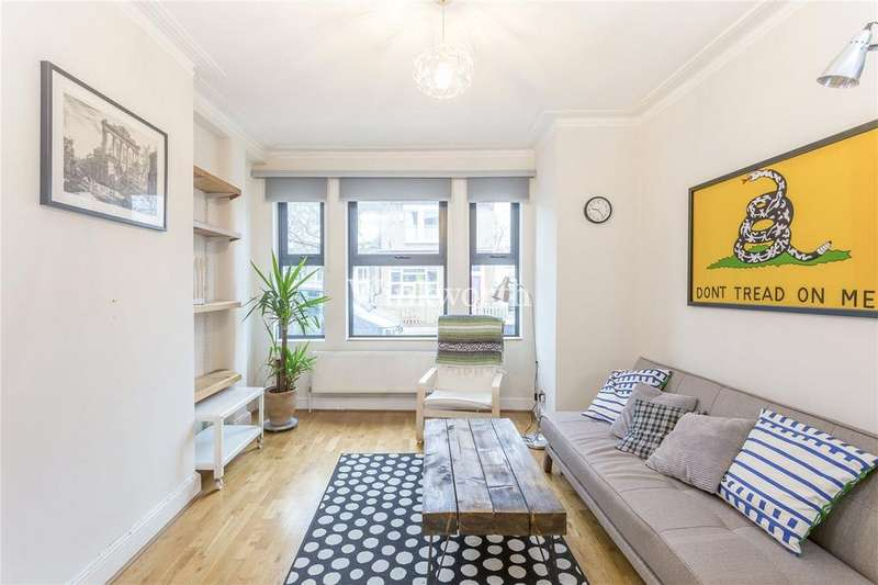 2 Bedrooms Terraced House for rent in Etherley Road, London, N15