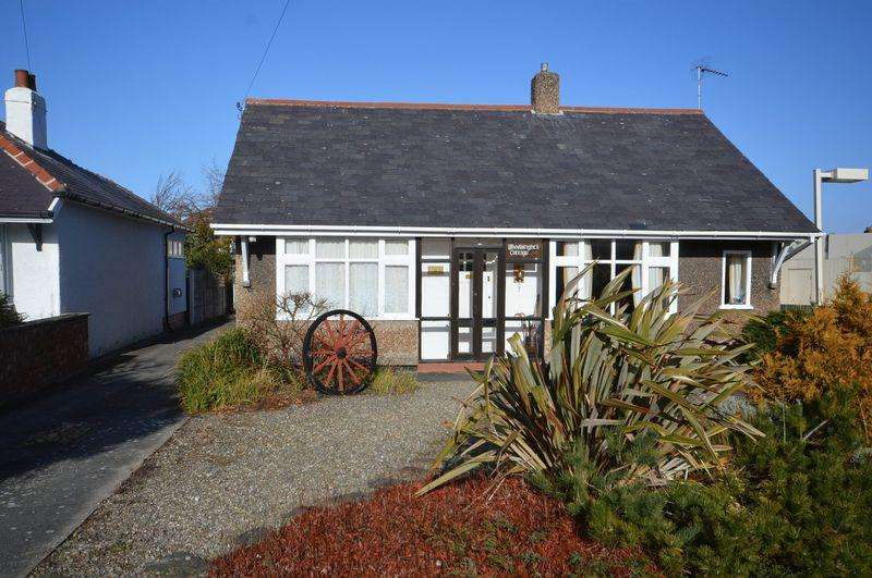 3 Bedrooms Bungalow for sale in Greasby Road, Greasby