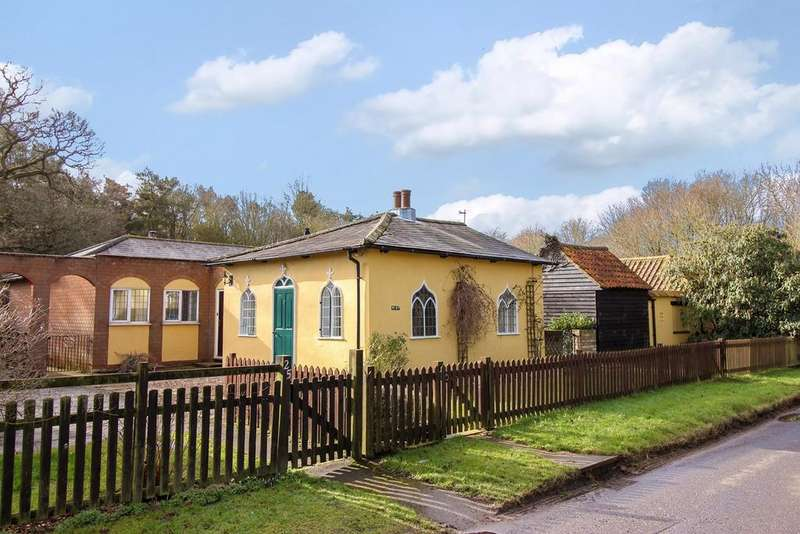 3 Bedrooms Detached Bungalow for sale in Bedford Road, Northill, SG18
