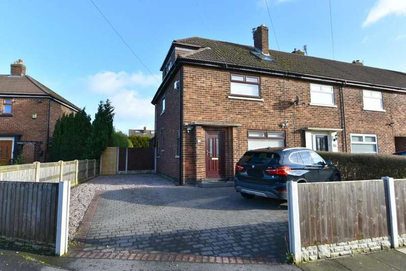 3 Bedrooms Semi Detached House for sale in Parker Crescent, Ormskirk