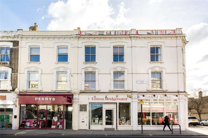 5 Bedrooms Maisonette Flat for sale in Fulham Road, Parsons Green, Fulham, London, SW6