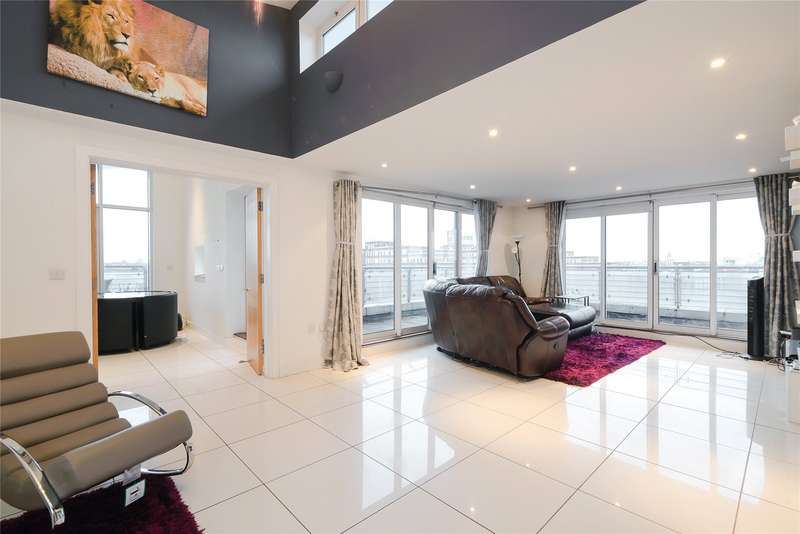 2 Bedrooms Flat for sale in Lumiere Court, 209 Balham High Road, Wandsworth, London, SW17