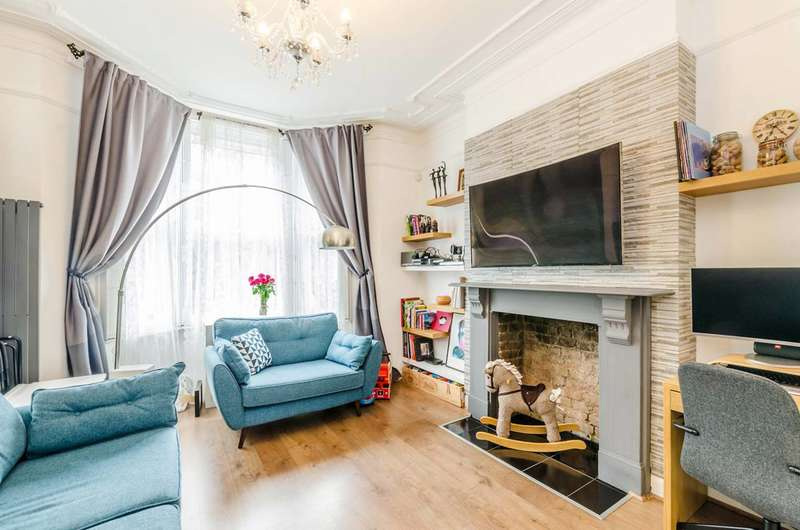 2 Bedrooms Flat for sale in Croxley Road, Maida Vale, W9