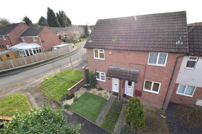 1 Bedroom End Of Terrace House for sale in Westbury Avenue, Droitwich