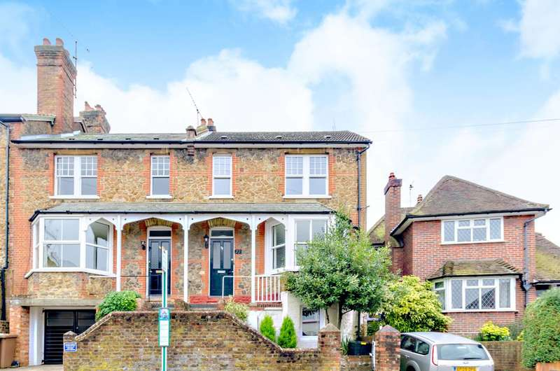 2 Bedrooms Maisonette Flat for sale in Addison Road, Guildford, GU1