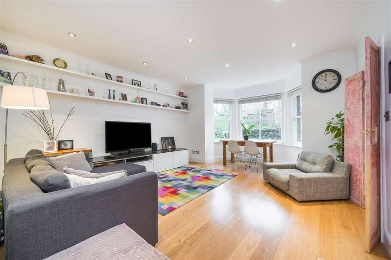 2 Bedrooms Flat for sale in Fitzjohns Avenue, Hampstead, NW3