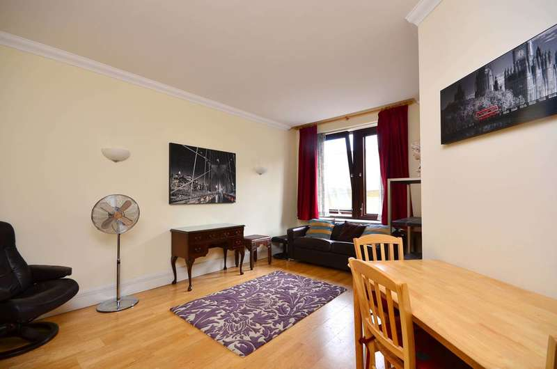 2 Bedrooms Flat for sale in Belvedere Road, Waterloo, SE1